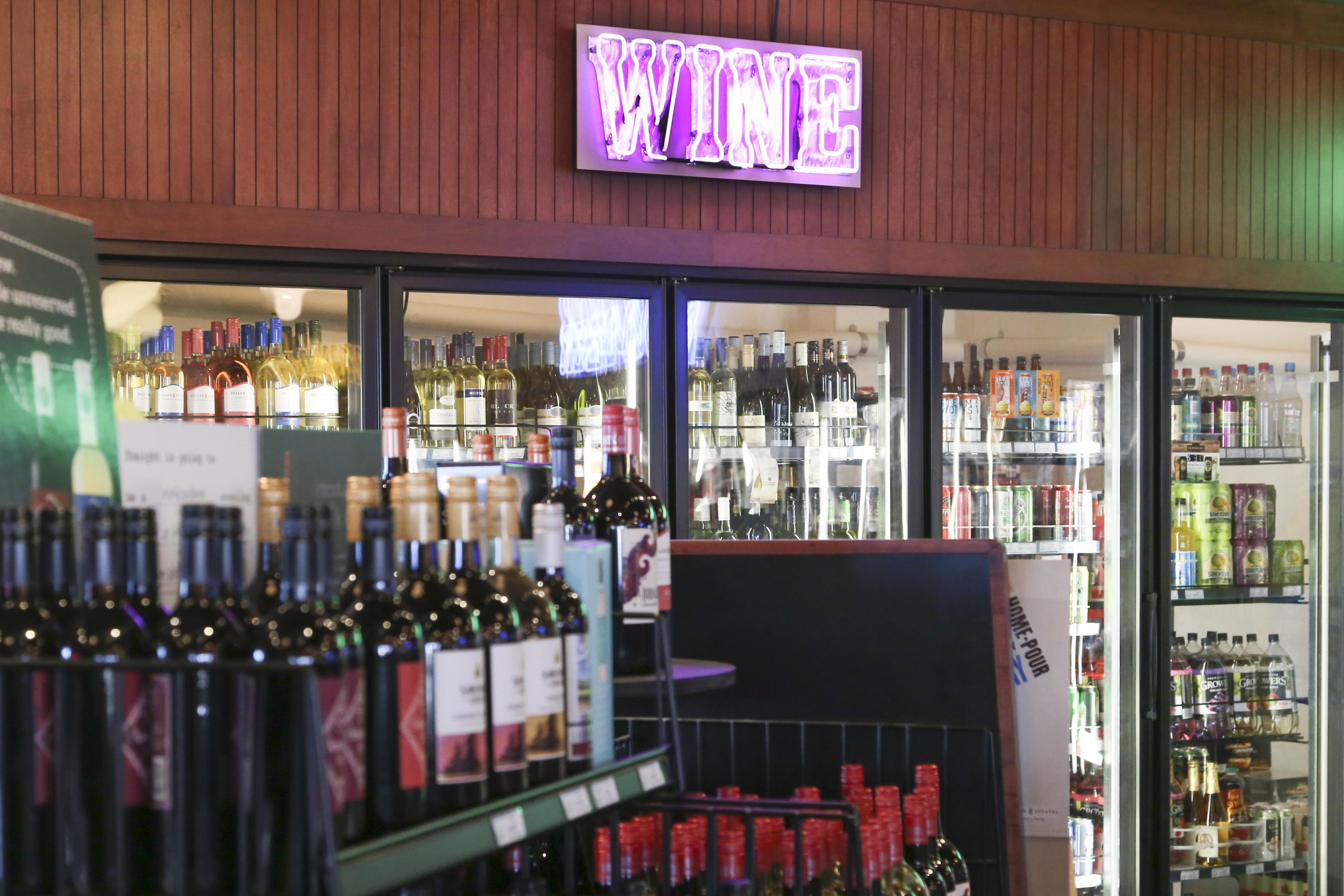 Select Liquor Store | Cat & Fiddle Pub